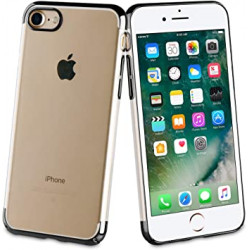 Coque iPhone 7 Crystal Muvit