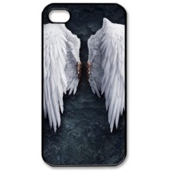 Coque Ailes d'ange iPhone 4 4S